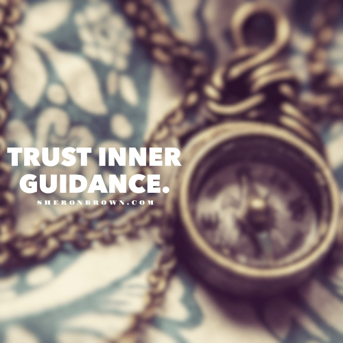 How to Trust Inner Guidance