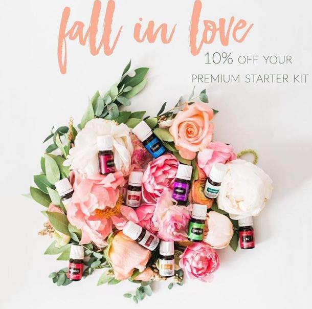 Young Living Premium Starter Kits 10% off Today!