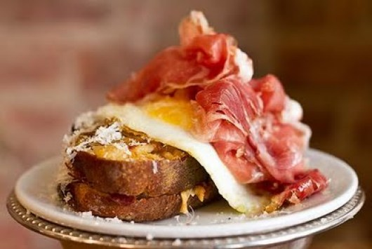 From Burette, la croque madame (image credit: fancy.com)