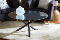 Glass Coffee Table, Glass, Spray Paint Projects - Krylon