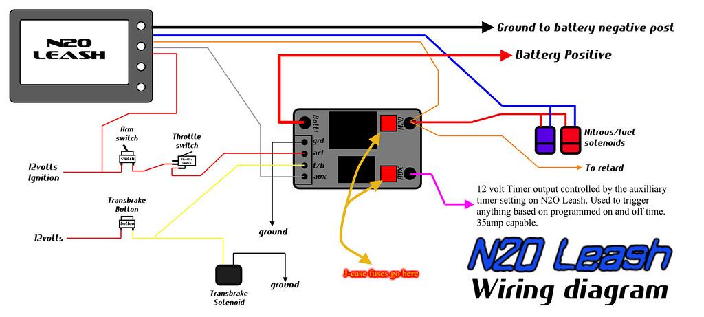 Nos Wiring Schematic Wiring Diagram