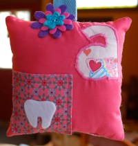 Tooth Fairy Pillows | She Said Sew