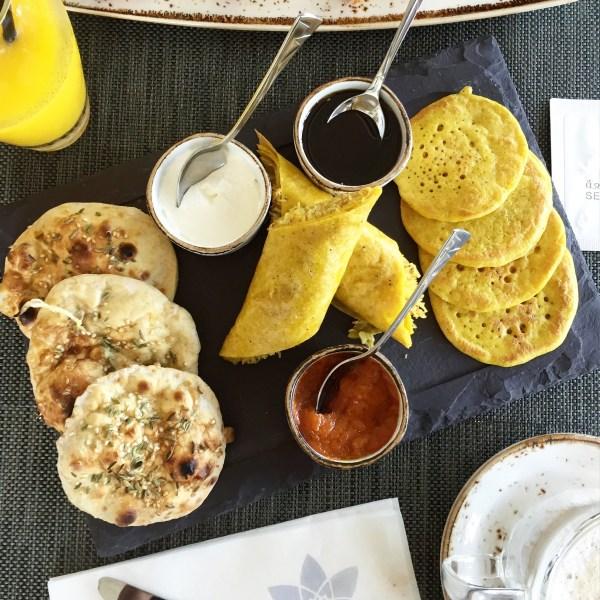 Emirati breakfast