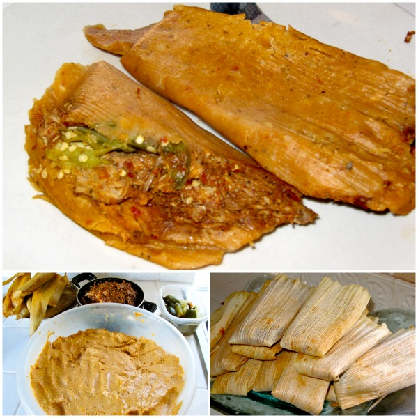 Homemade Mexican Tamales - A Christmas Tradition | ShesCookin.com