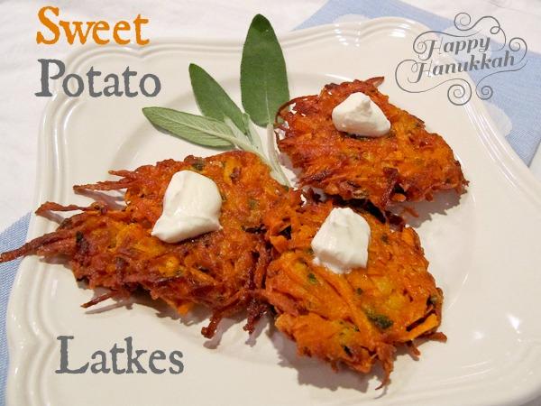 Sweet-Potato-Latkes | ShesCookin.com