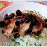 Grilled Pork Tenderloin with Cherry Relish2