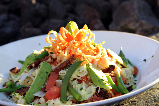 Savannah Chophouse Southern Chopped Salad