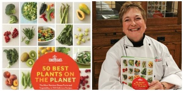 50 Best Plants on the Planet, Cathy Thomas, Melissa's Produce