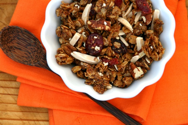 18 Brunch Recipes for Mother's Day, Skillet Granola