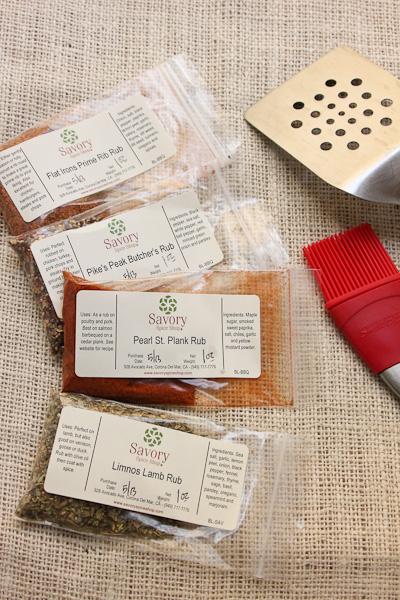 Savory Spice Shop spice blends