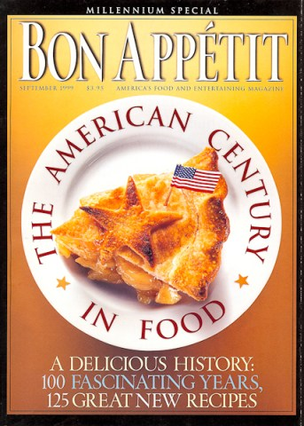 Bon Appetit, The Century in Food