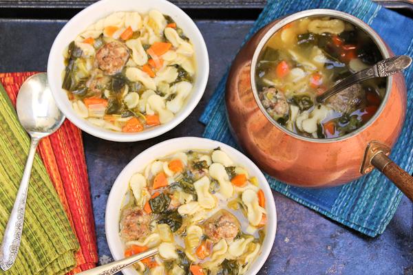 Italian Wedding Soup-8581