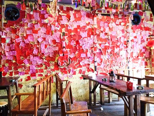 Zhouzhuang water village, Shanghai, Chinese New Year