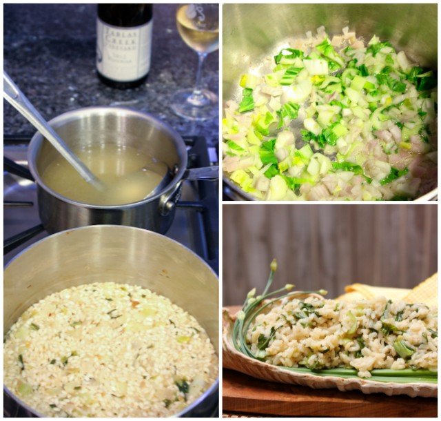 How to Make Risotto, Tips on Making Risotto