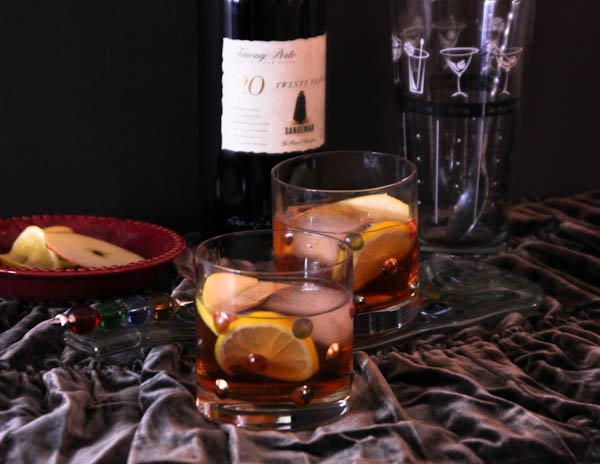 Autumn Cocktail Creations - Sandeman Ciderhouse Punch