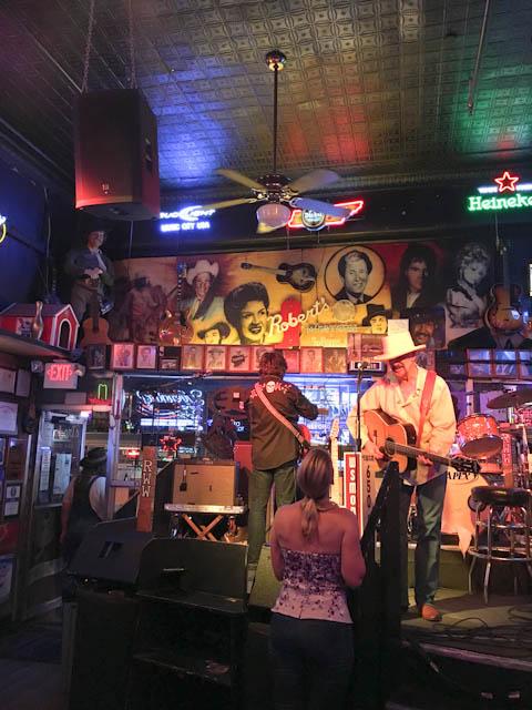 Robert's Western World, Nashville   ShesCookin.com
