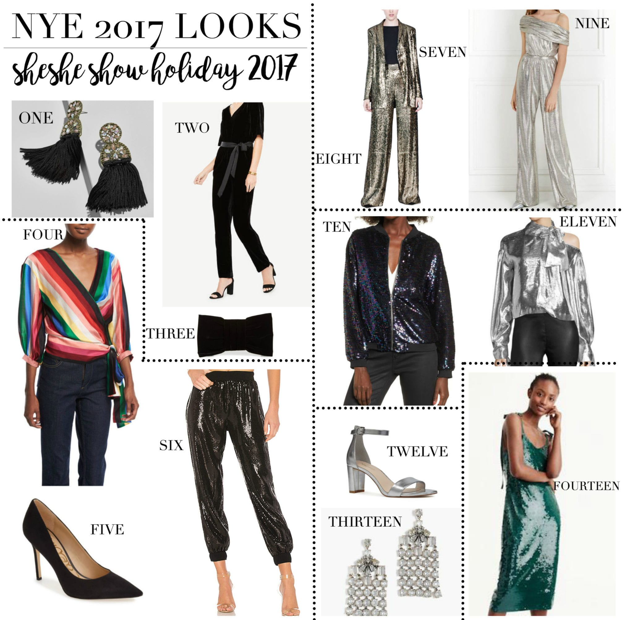 Outfits 2017 New Year S Eve Style Inspiration 2017 Sheshe Show