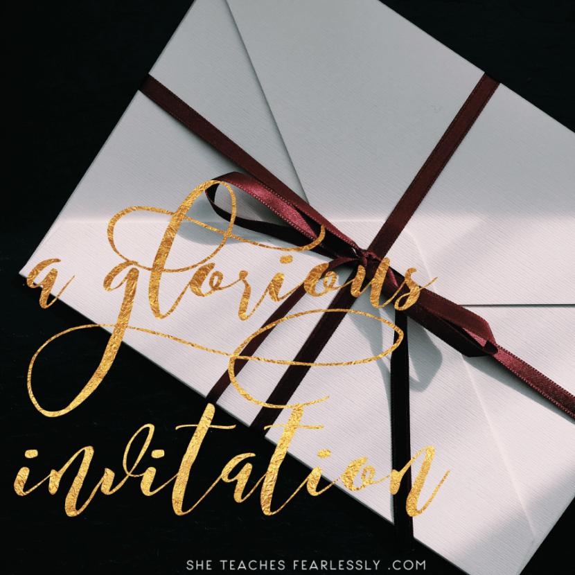 glorious-invitation