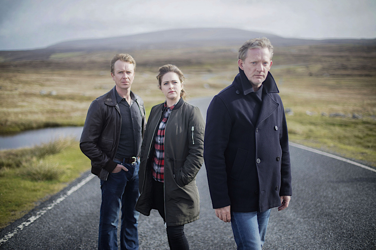 Serie Doug Shetland Crime Fans In For A Powerful Treat Shetland News