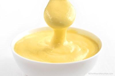 Hollandaise Sauce Recipe | She Wears Many Hats