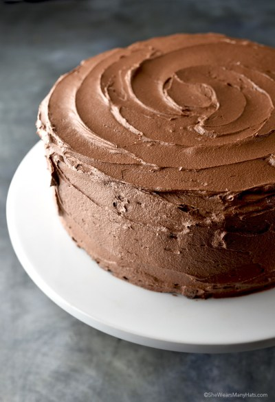 Chocolate Buttercream Frosting Recipe and Tips for the Best Buttercream | She Wears Many Hats