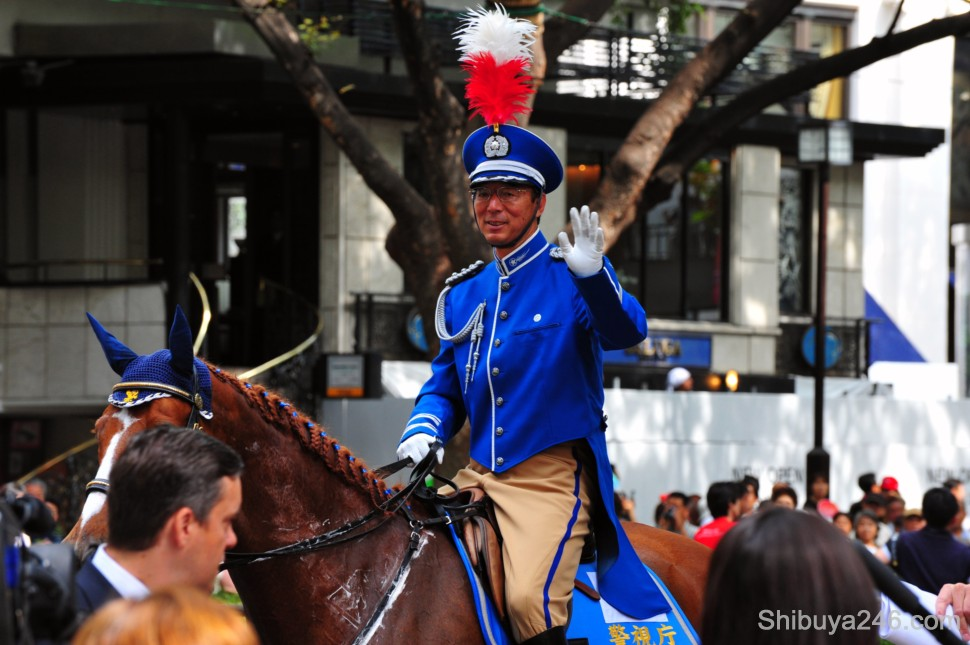 There are bound to be some fine horses in Tokyo if the Games arrive in 2016