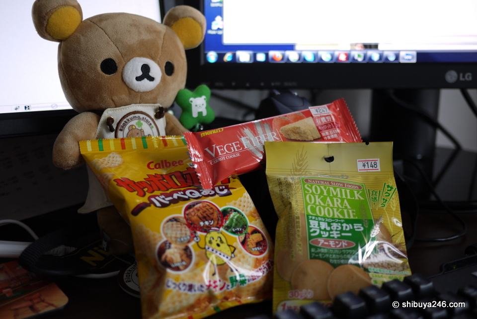 Japan Snacks