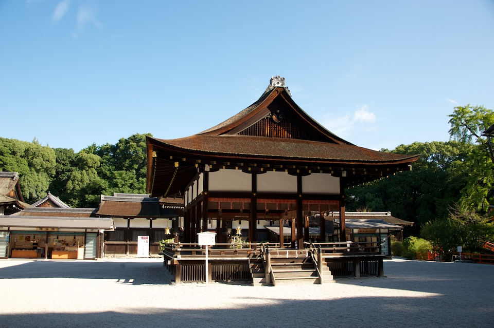 Shimogamo Shrine, Kyoto