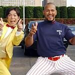 「ゲッツ!」のダンディ坂野 ラミレス監督で再ブレークする!?