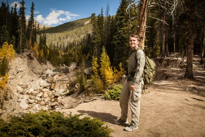 September    Traveling to Colorado with my family!