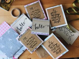 Card Crafting....