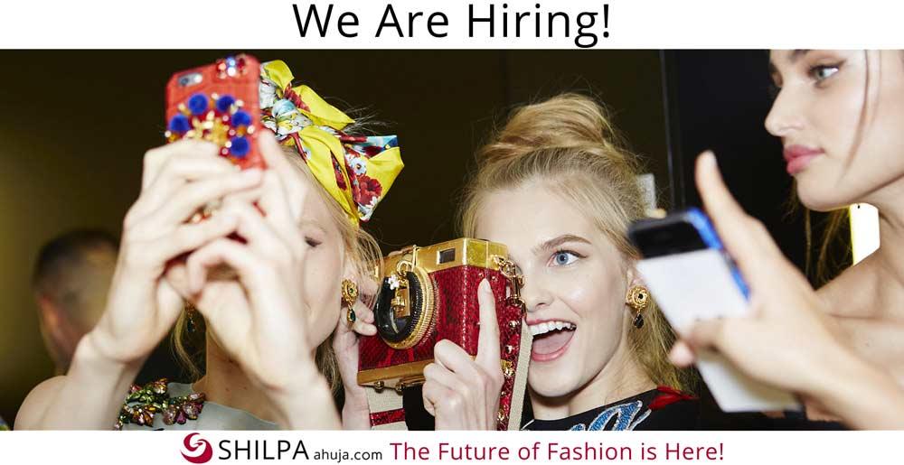 Fashion Blog Editor Jobs ShilpaAhuja Careers
