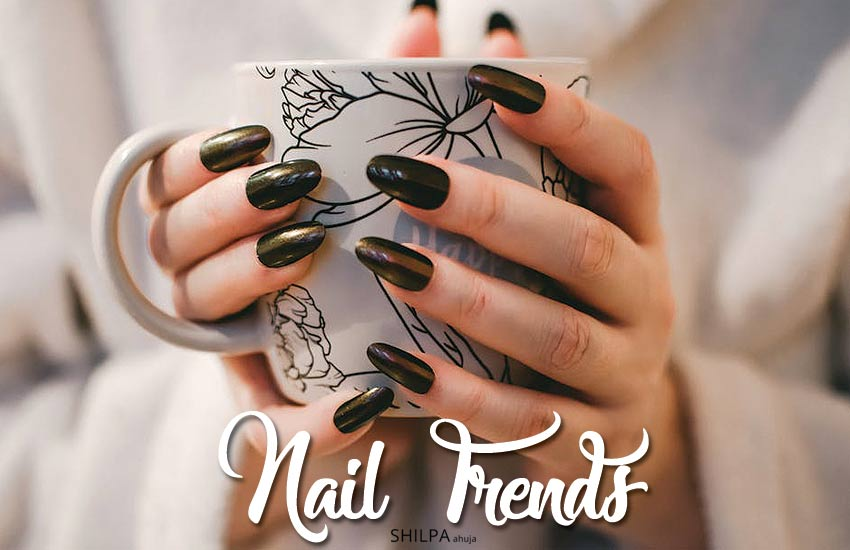 Latest Nail Colors For Fall 2018 Home Paint Colour