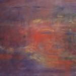 無題(2013) 530×455 キャンヴァス、油彩