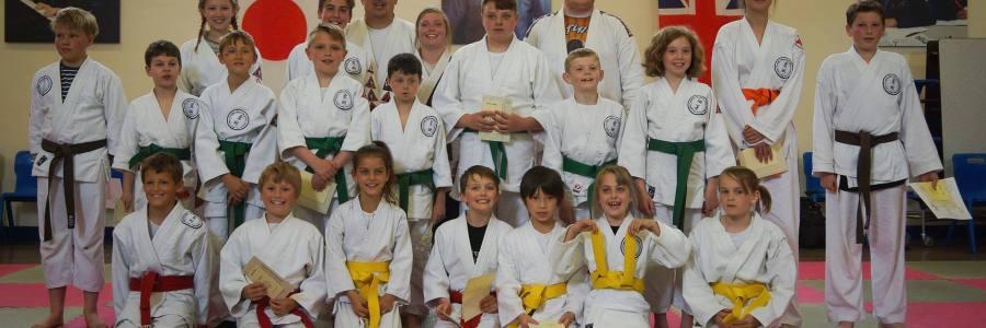 Shim's Way Jujitsu - Junior Grading