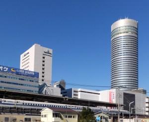 新横浜を代表する高層のプリンスホテルも25周年を迎える