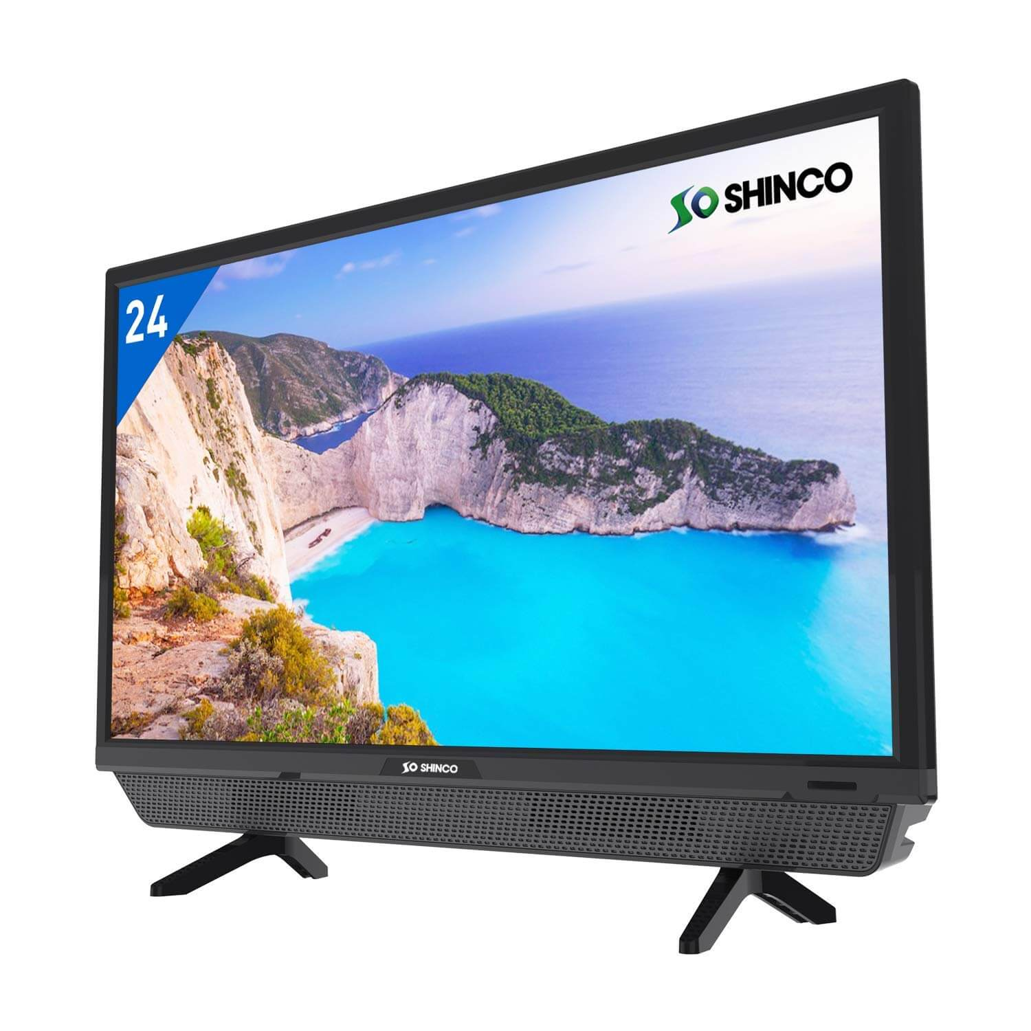 60cm Tv Shinco So2a 24 Inches Hd Led Tv Shinco