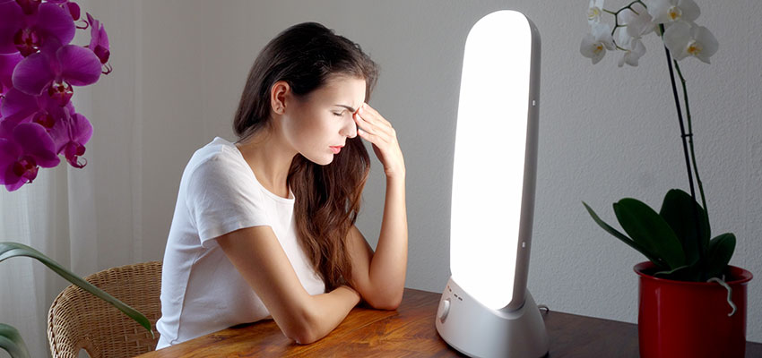 Light Box Seasonal Affective Disorder Brighten Your Mood With Light Therapy | Shine365 From