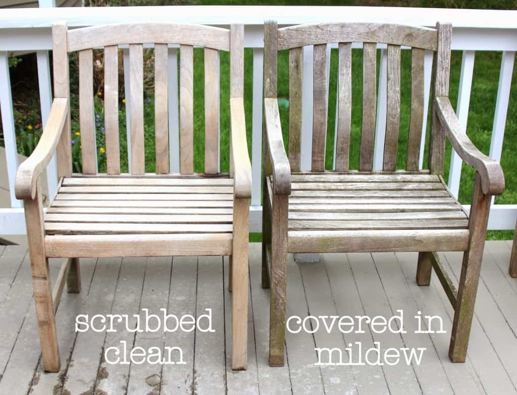 Cleaning & Sealing Outdoor Teak Furniture - Shine Your Light