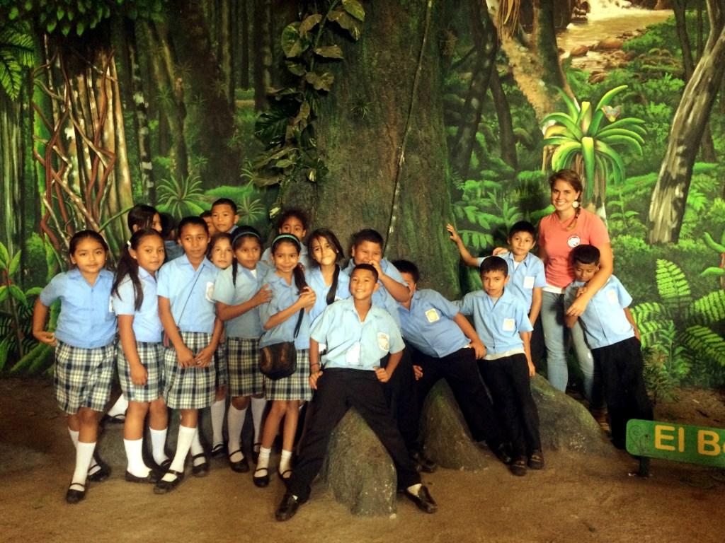 Caroline Gray Villa Soleada Bilingual School Honduras Shin Fujiyama Podcast Fieldtrip