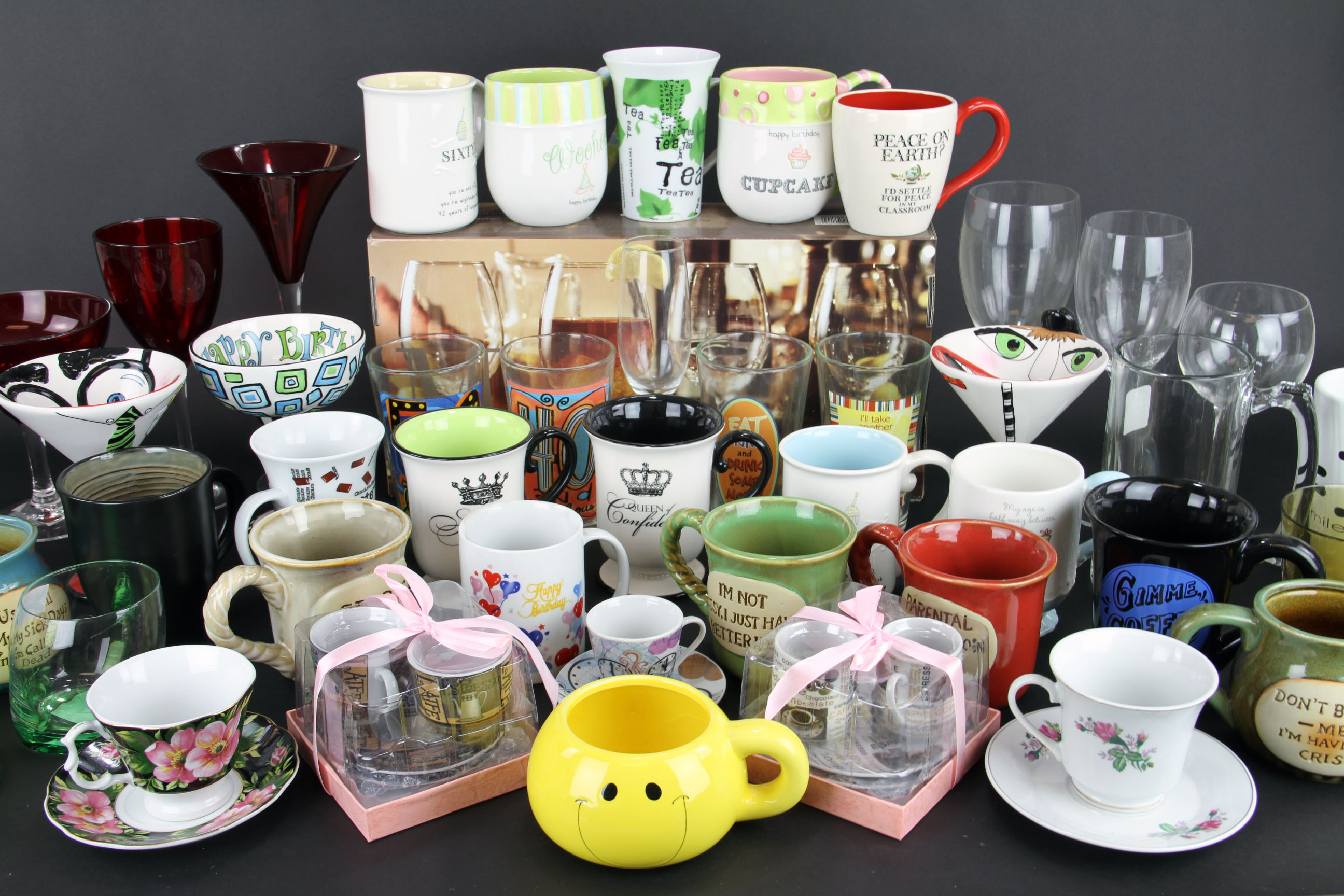 Designer Cups And Mugs Decorative Cups And Mugs Are 25 Off 6 20 11 6 25 11