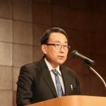 信州大学医学部長田中榮司先生