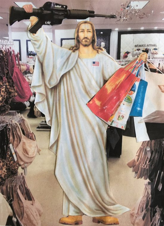 Kickass Jesus