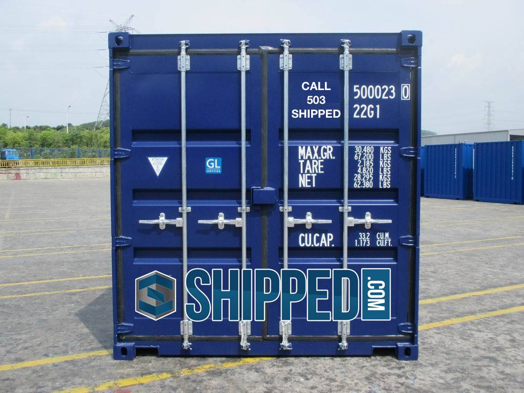 New 2039 Shipping Container We Deliver Home Business