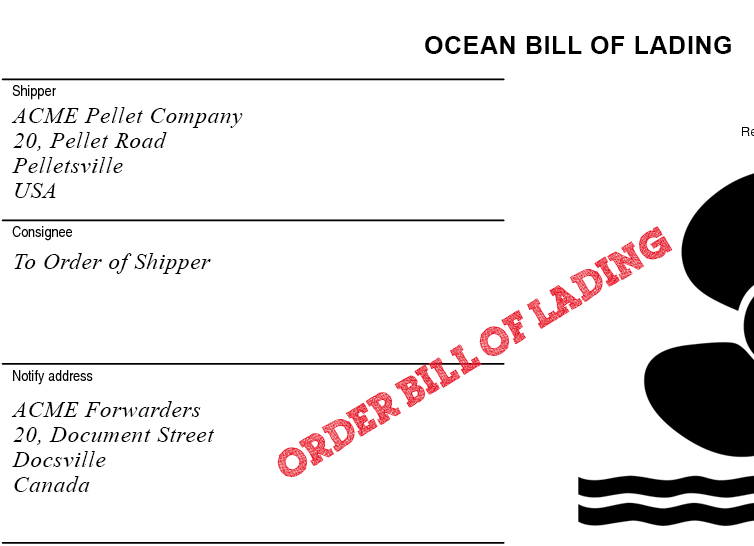 the importance of bill of lading The bill of lading is perhaps the most important document in the overall logistics and shipping setup in international trade putting it in simple and basic terms it is a three-way contract between the exporter, the shipper, and the importer there are a lot of procedures involved here as it also .