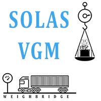 SOLAS VGM - SA