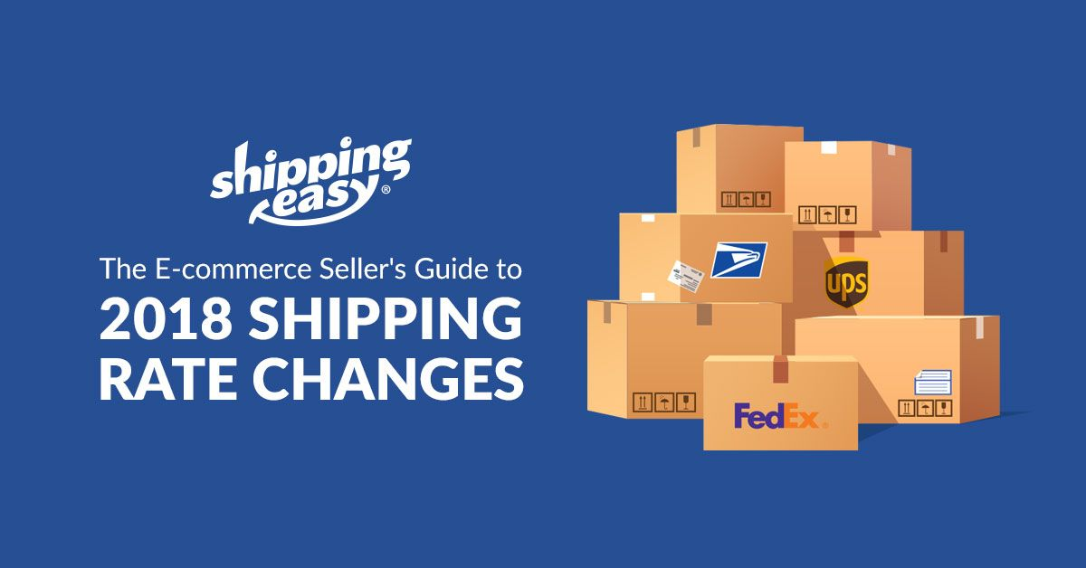 Cheapest Carrier in 2018 2\u20133 Day Shipping Rates ShippingEasy