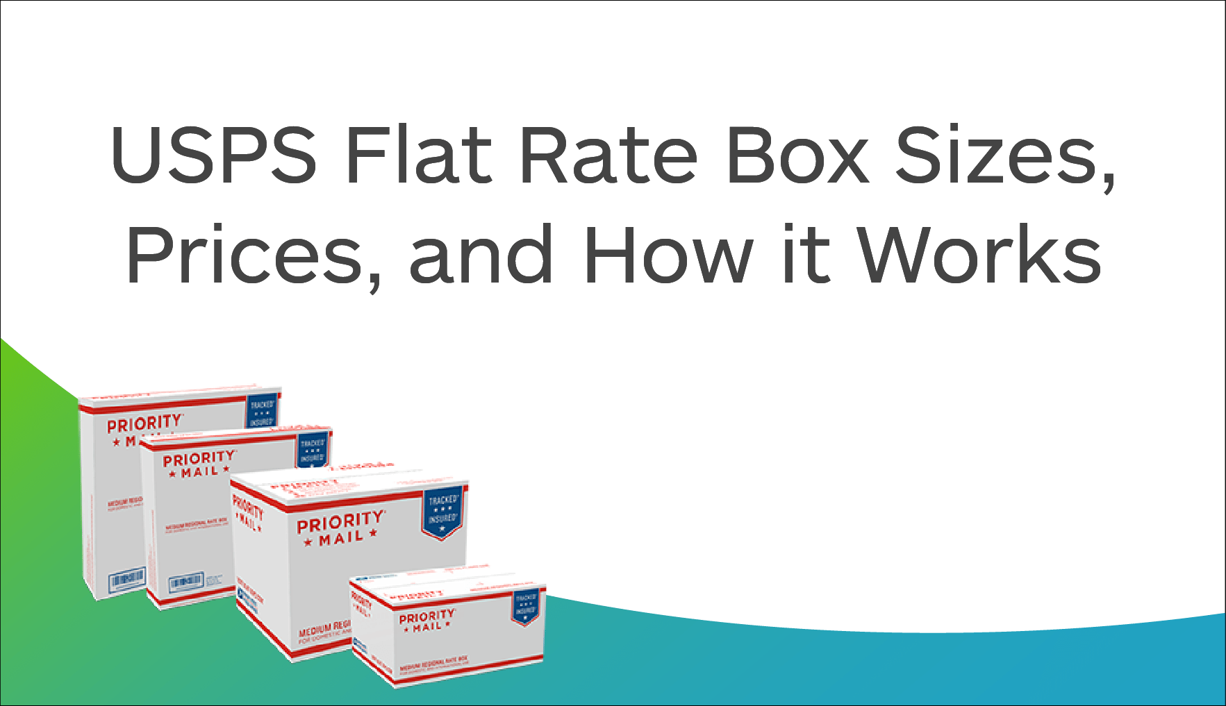 Usps Flat Rate Box Sizes Prices And How It Works Shippo