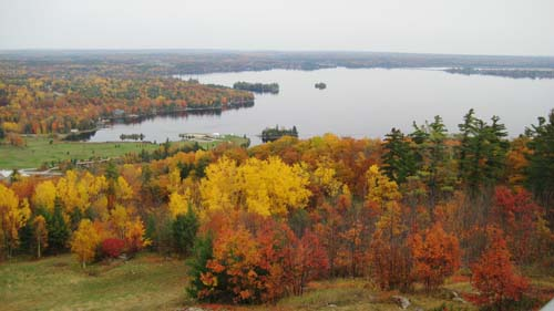 Fall Colours at Calabogie Lake