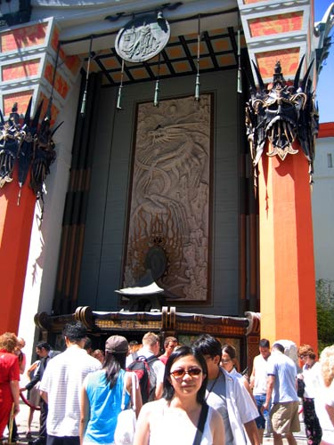 Grauman's Chinese Theatre, Hollywood, LA